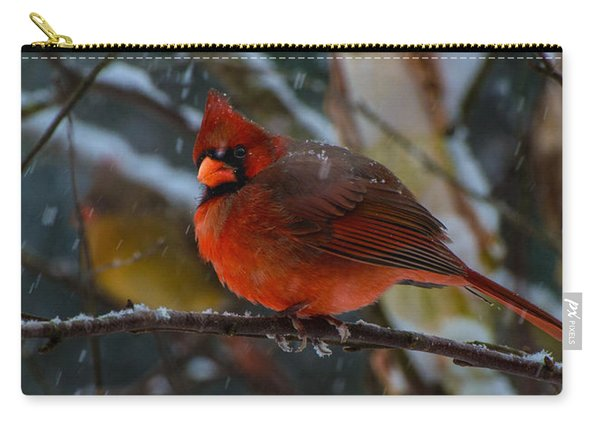 Winter Twosome  Carry-all Pouch