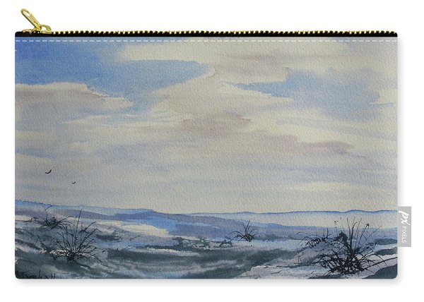 Winter Wilds Carry-all Pouch