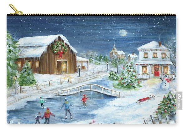 Winter Wonderland II Carry-all Pouch