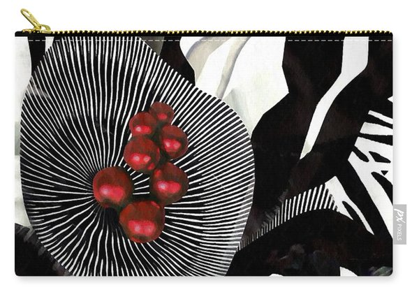 Winterberries Carry-all Pouch