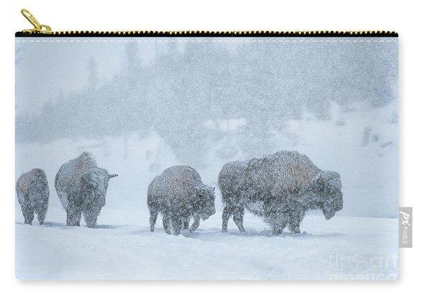 Winter's Burden Carry-all Pouch