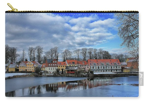 Wintry Nyborg Carry-all Pouch