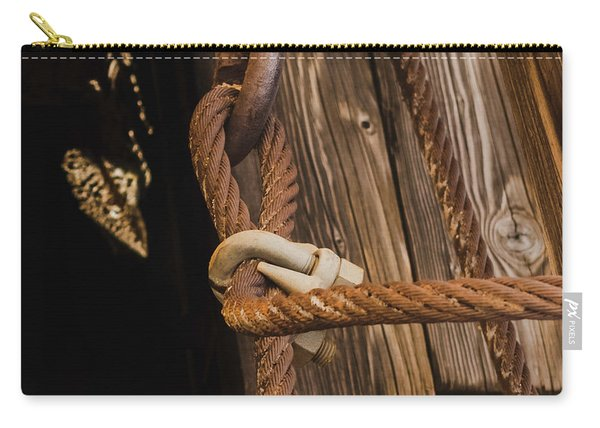 Wire Rope Carry-all Pouch
