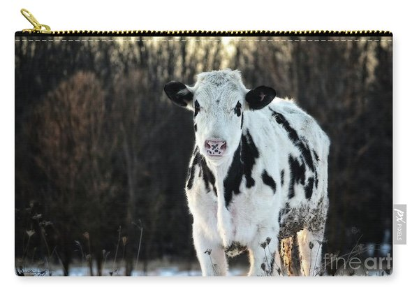 Wisconsin Dairy Cow Carry-all Pouch