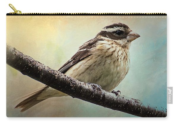 Wisconsin Songbird Carry-all Pouch