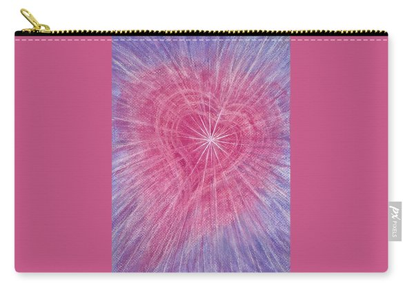 Wisdom Of The Heart Carry-all Pouch