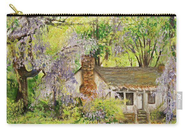 Wisteria House Two Carry-all Pouch