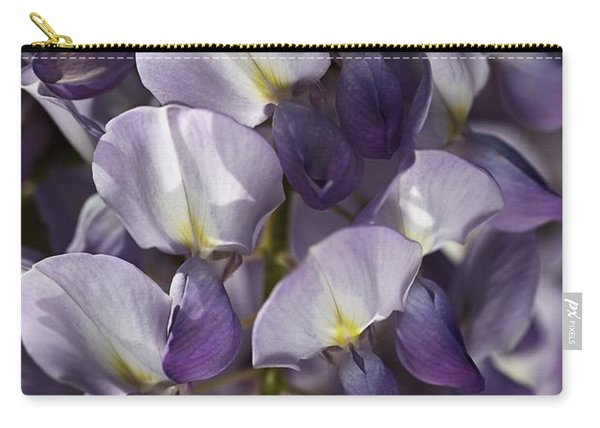 Wisteria In Spring Carry-all Pouch