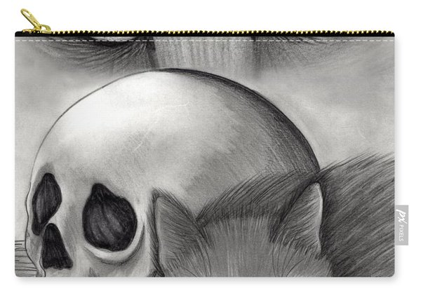 Witch's Cat Eyes Carry-all Pouch