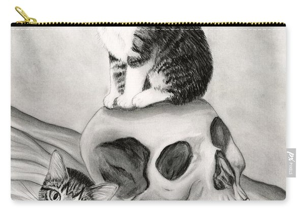 Witch's Kittens Carry-all Pouch