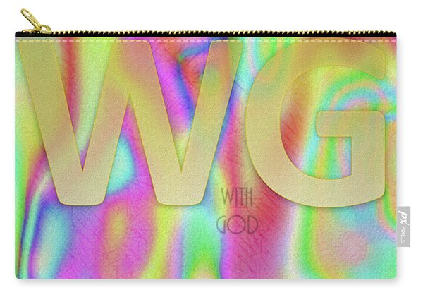 With God Carry-all Pouch