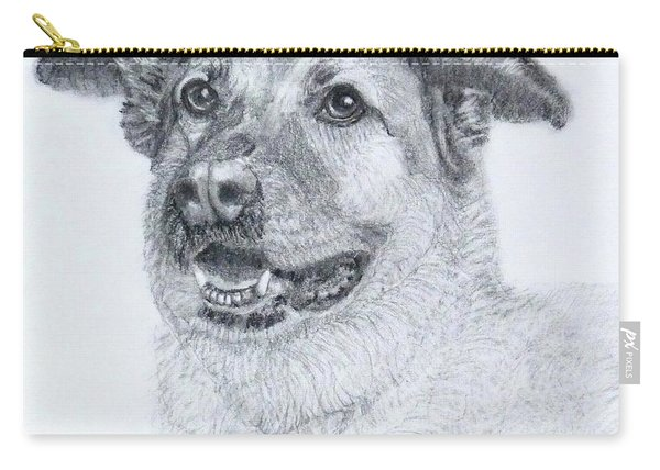 With Grace Carry-all Pouch