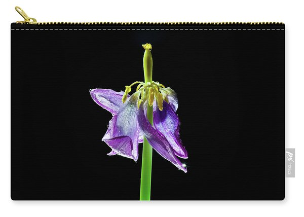 Withering Beauty Carry-all Pouch