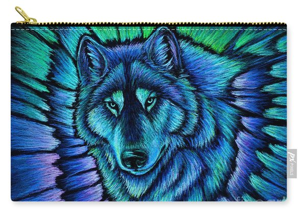 Wolf Aurora Carry-all Pouch
