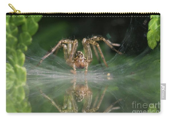 Wolf Spider  Carry-all Pouch