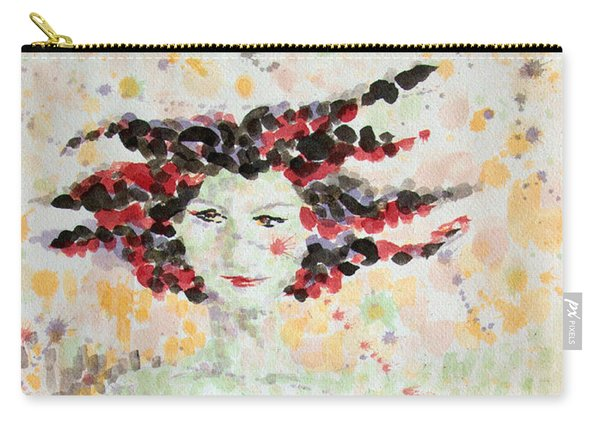Woman Of Glory Carry-all Pouch