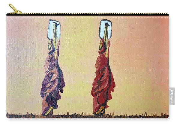 Woman's Worth - 2 Carry-all Pouch