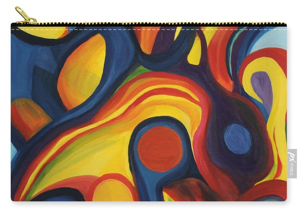 Women As Caregivers Carry-all Pouch