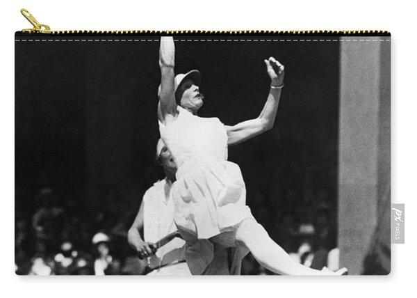 Women's Tennis At Wimbledon Carry-all Pouch
