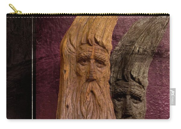 Wood Nymphs Carry-all Pouch