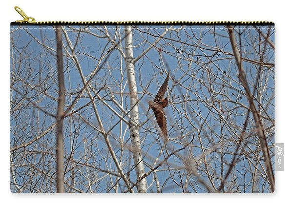 Woodcock - Wings Carry-all Pouch