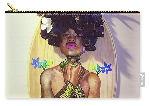 Woodgoddess Carry-all Pouch