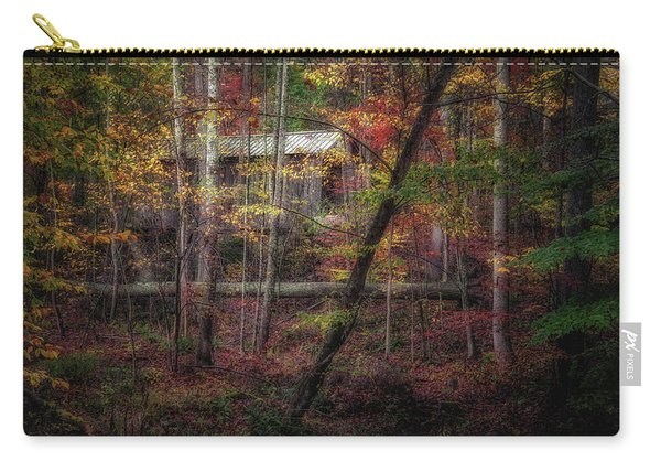 Woodland Bridge Carry-all Pouch