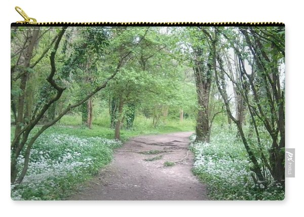 Woodland Path 1 Carry-all Pouch