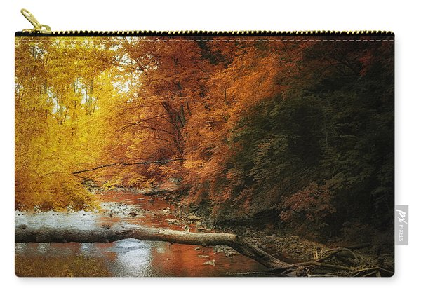 Woodland Stream Carry-all Pouch