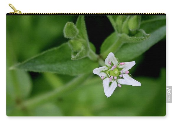 Woodland Wildflower Carry-all Pouch