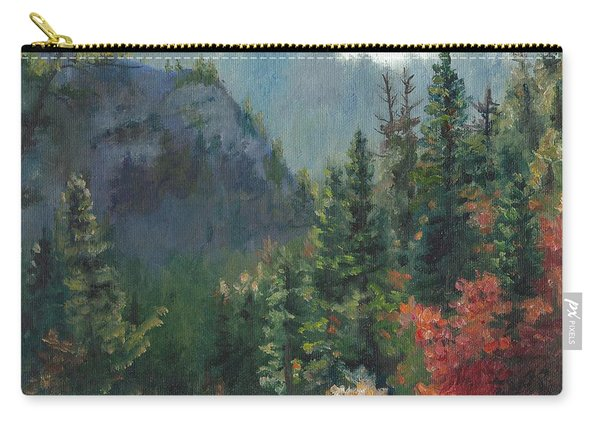 Woodland Wonder Carry-all Pouch
