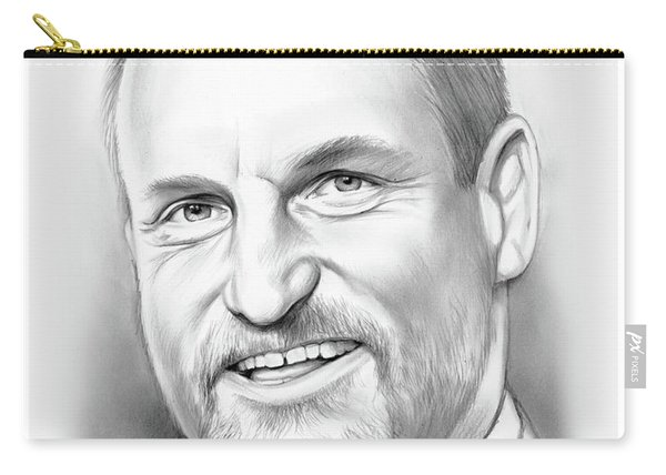 Woody Harrelson Carry-all Pouch
