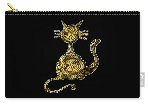 Woolcat Carry-all Pouch