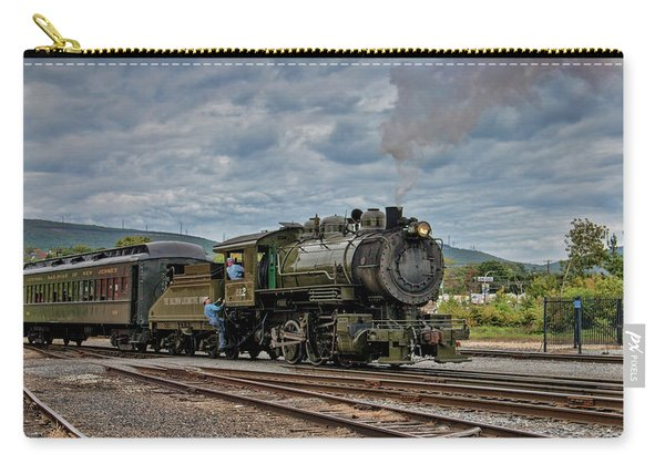 Workhorse At Steamtown Carry-all Pouch