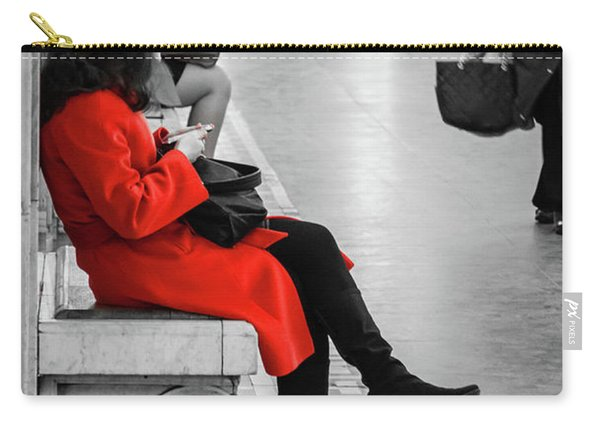 Working Girl Carry-all Pouch