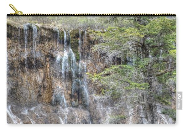 World Of Waterfalls China Carry-all Pouch
