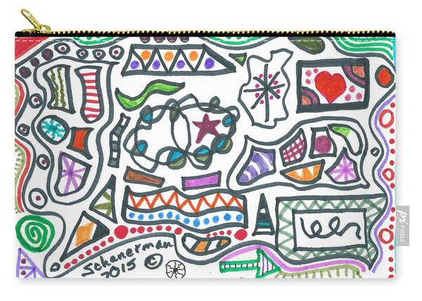 World Of Wonder Carry-all Pouch