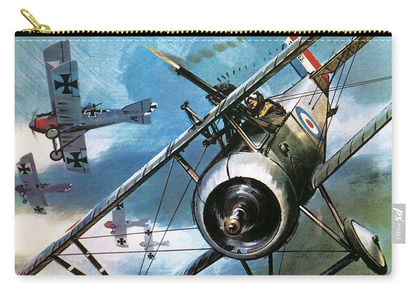 World War One Dogfight Carry-all Pouch
