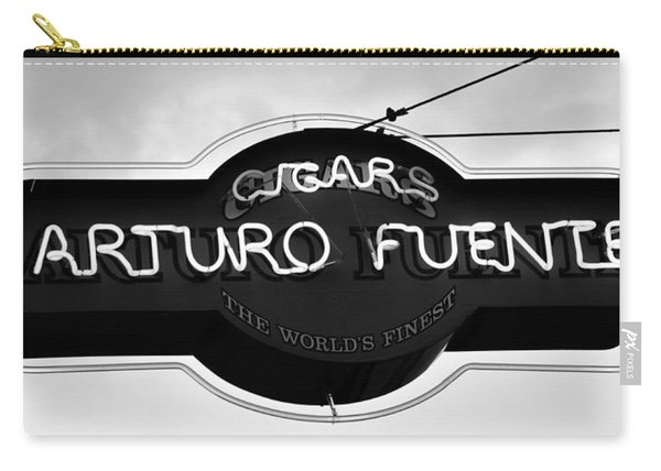 Worlds Finest Cigar Carry-all Pouch