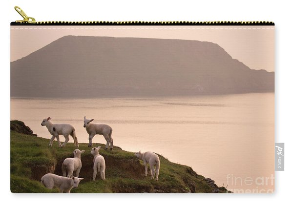Worms Head Carry-all Pouch