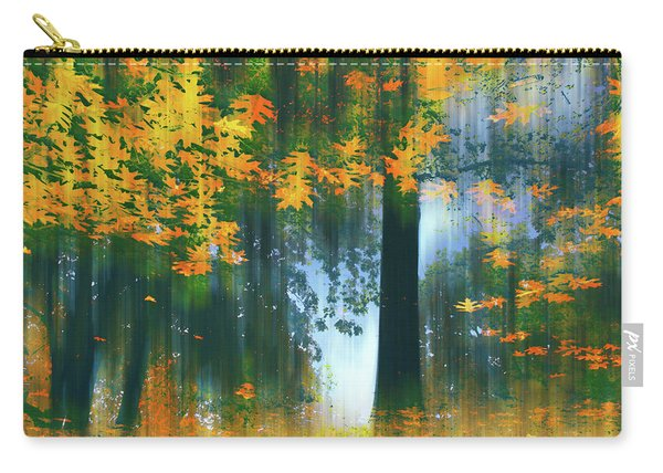 Echoes Of Autumn II Carry-all Pouch
