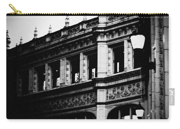 Wrigley Building Square Carry-all Pouch