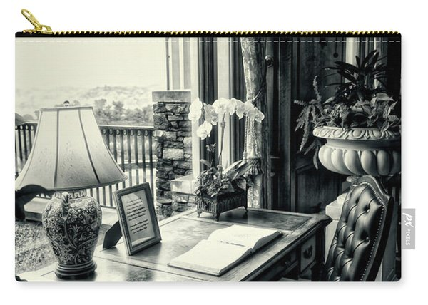 Writing Desk Bw Series 0808 Carry-all Pouch