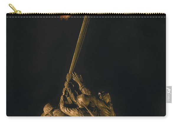 Iwo Jima Remembrance Carry-all Pouch