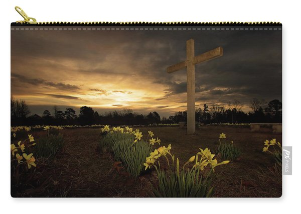 Wye Mountain Sunset Carry-all Pouch