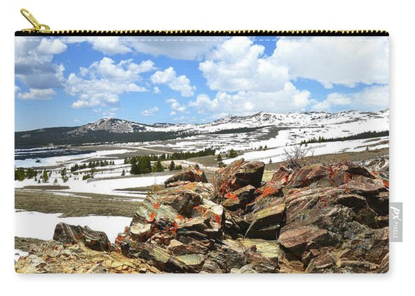 Wyoming's Big Horn Pass Carry-all Pouch
