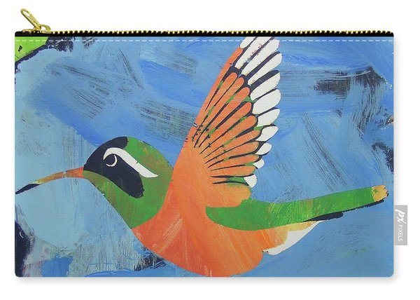 Xantus Hummingbird Carry-all Pouch