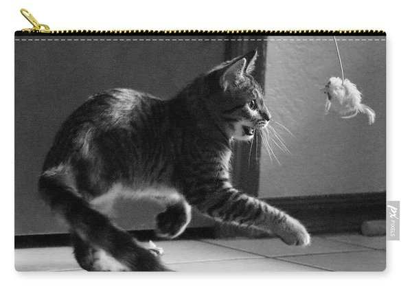 Xena Playing Carry-all Pouch