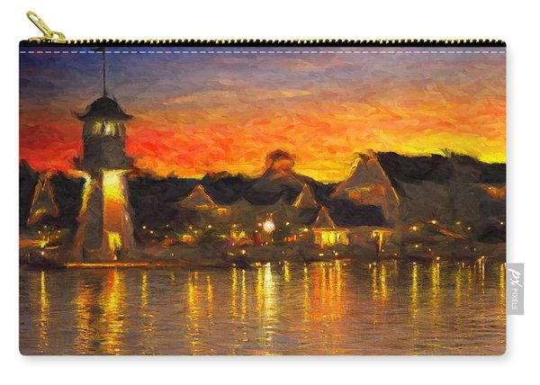 Yacht Club Carry-all Pouch