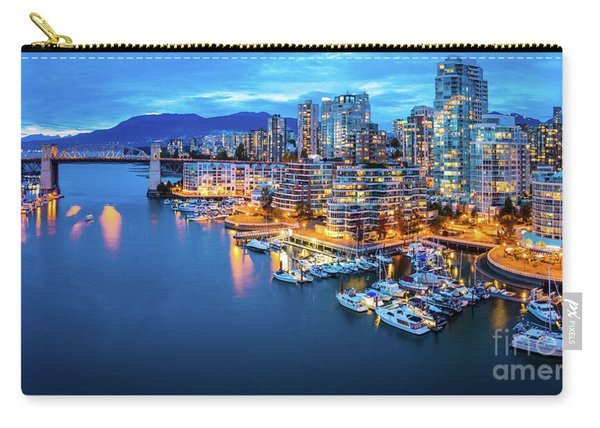 Yaletown Panorama Carry-all Pouch